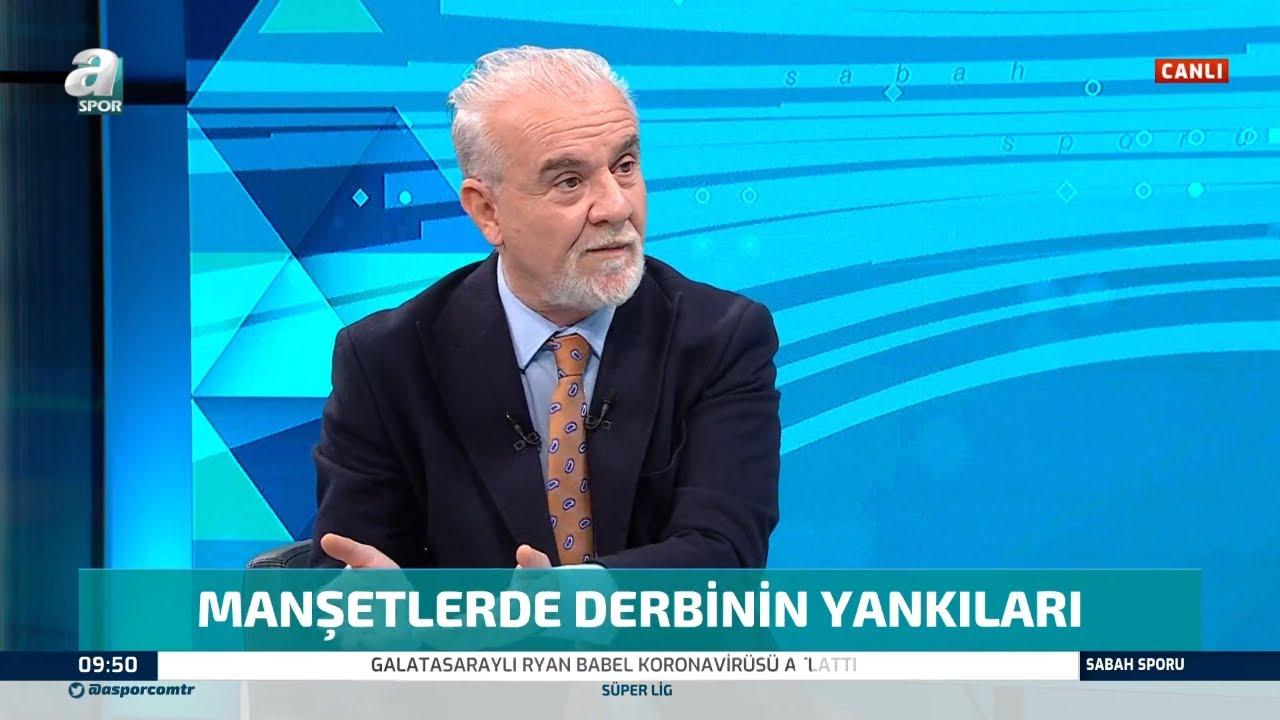 """Turgay Demir: """"Galatasaray, Rize'de Sezonun En İyi Oyunlarından Birini Oynadı"""""""