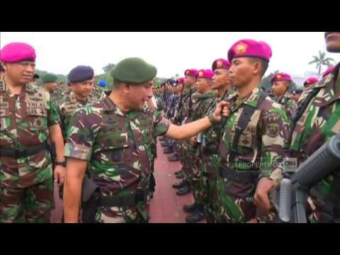 18 Ribu Personel TNI-Polri Disiagakan Jelang Kunjungan Raja Salman ke Indonesia