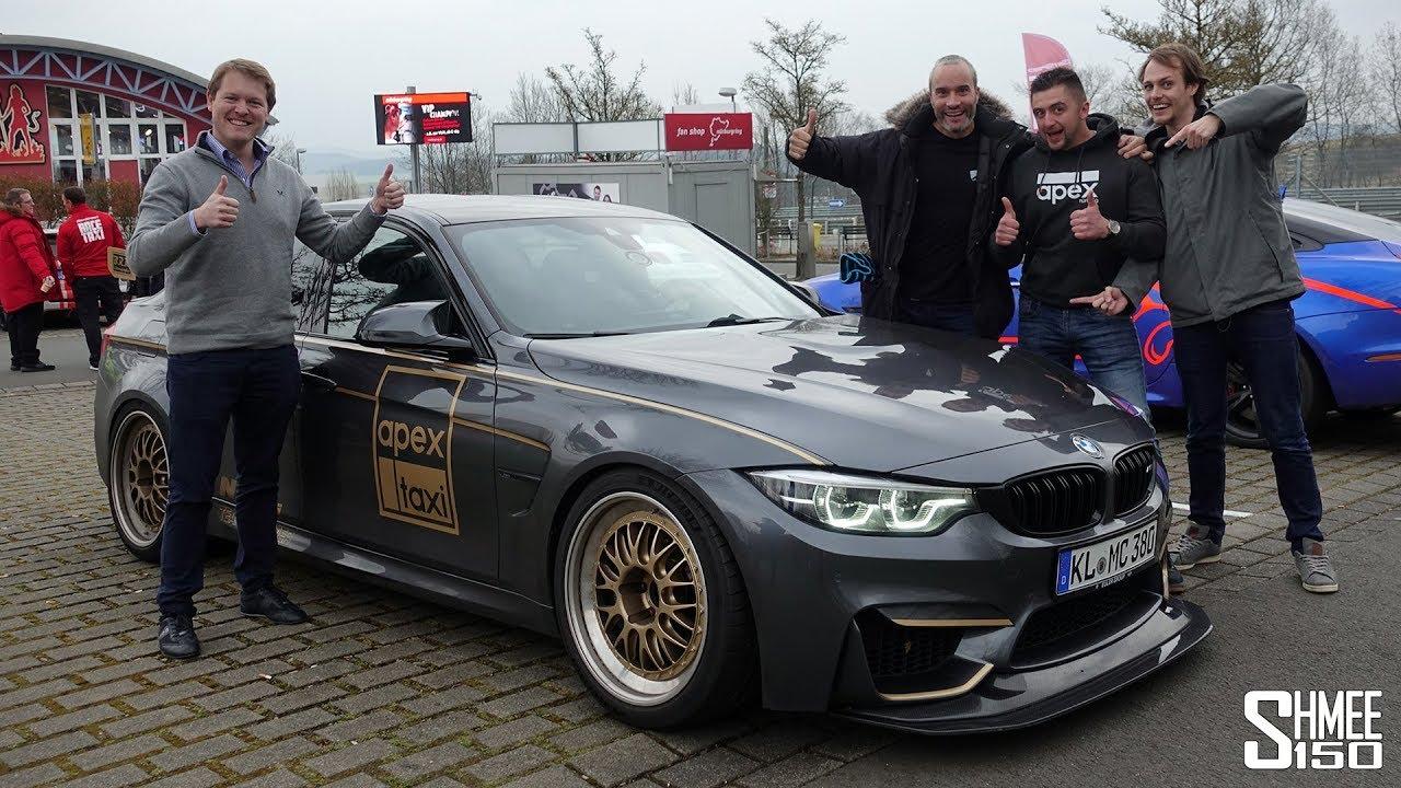 BMW M3 Nurburgring Taxi   The Fastest Q&A!