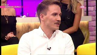 Ivan o svom ocu Milenku Zablaćanskom (Ami G Show S12)