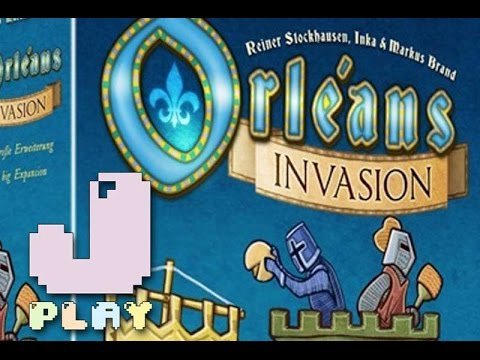 jPlay plays Orleans: Invasion (cooperative) - EP1