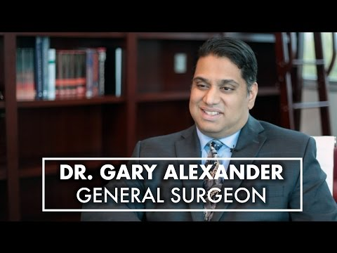 Meet Dr. Gary Alexander | Fort Worth General Surgeon | Top10MD