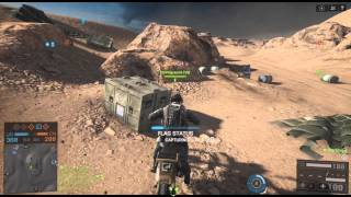 BF4 Gameplay 16-2 (Testing the HD PVR)