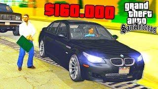 КУПИЛ BMW M5 E60 ЗА 160.000$ И ПОЛУЧИЛ НОМЕРА В GTA SAMP - SAMP DIAMOND RP ⚡ГАРВИН
