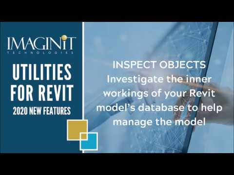 Utilities for Revit Inspect Objects