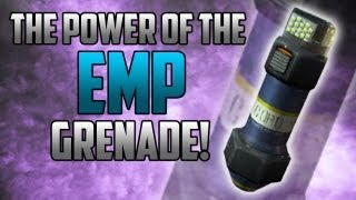 The Amazing Hidden Power Of The EMP Grenade In Black Ops 2 - Best Tactical Grenade BO2 Tips & Tricks