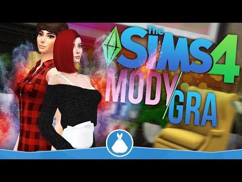 The Sims 4 Pl CAS - Mody kontra Gra #79 w/Undecided