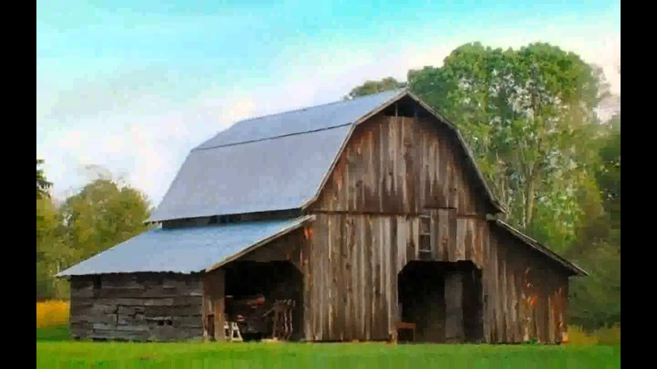 Old Barn Images Youtube