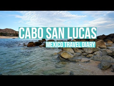 MEXICO TRAVEL DIARY // Allie Miller