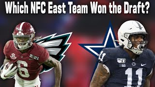 Which NFC East Team Helped Themselves the Most this Week?