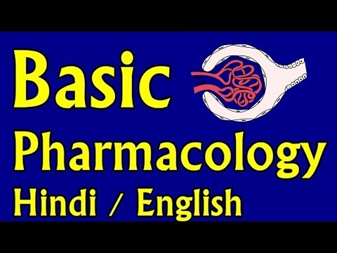 Pharmacology || Pharmacokinetics for | Pharmacist || Drug inspector | Exams | Vacancies | hindi