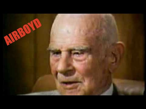 General Jimmy Doolittle Interview