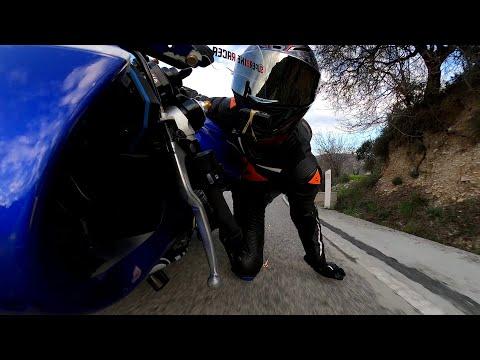 GoPro Max - Hero 7 Motorcycle Mount Positions