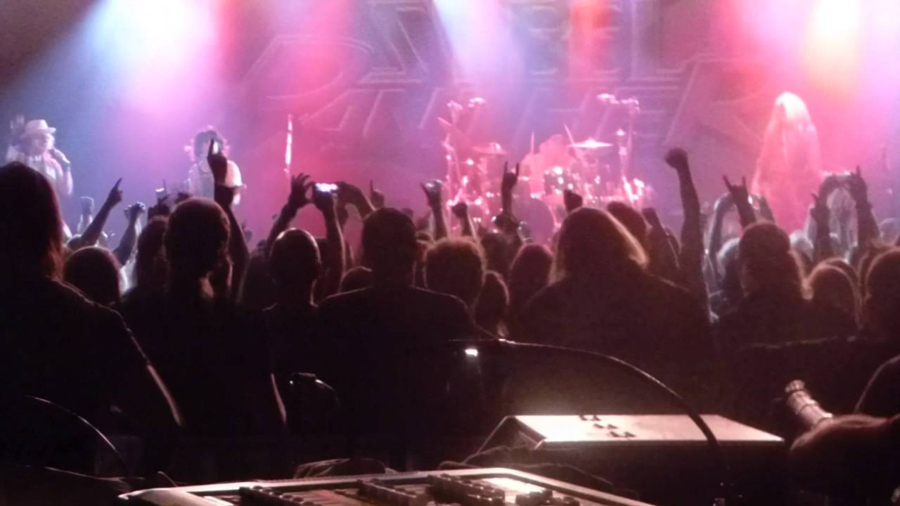Steel Panther Tampere