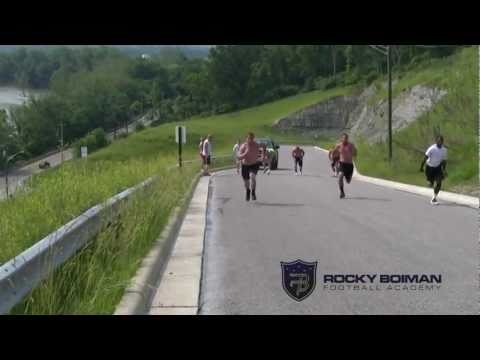 RBFA Incline Sprint Training