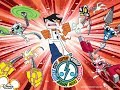 SUPER ROBOT MONKEY TEAM HYPER FORCE GO song in hindi