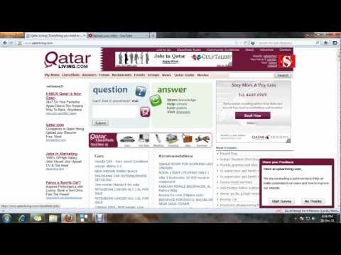 How To Advertise In Qatarliving.com