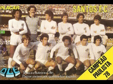 Campeonato Paulista 1978: São Paulo x Santos (jogo final)