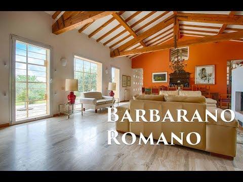 villa in BARBARANO Romano