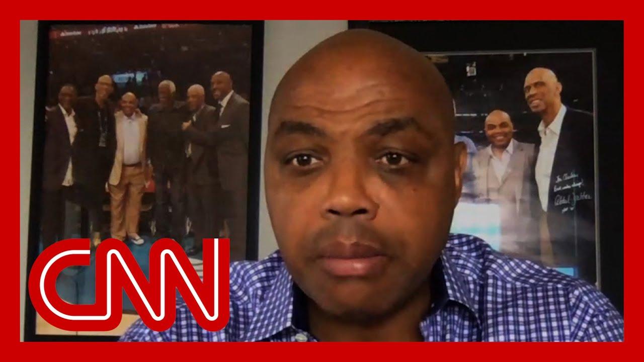 Charles Barkley slammed on social media for defending police in ...
