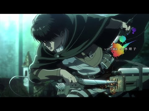 Attack on Titan season 3 Part 2 Opening Full : Shoukei to ...