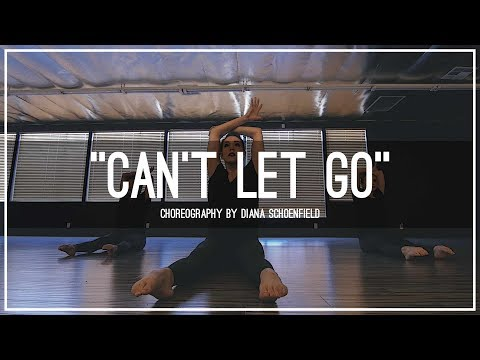 "Valntn - ""Can't Let Go"" Choreography by Diana Schoenfield"