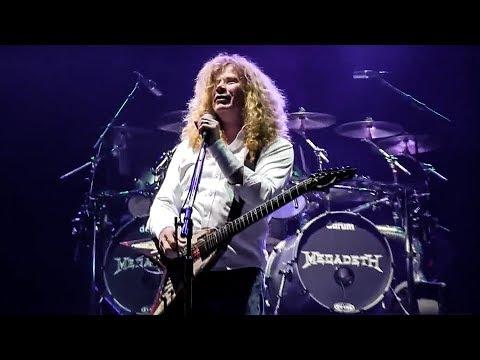Megadeth - Costa Rica Behind the Scenes - Black Sabbath, Megadeth Tour 2013