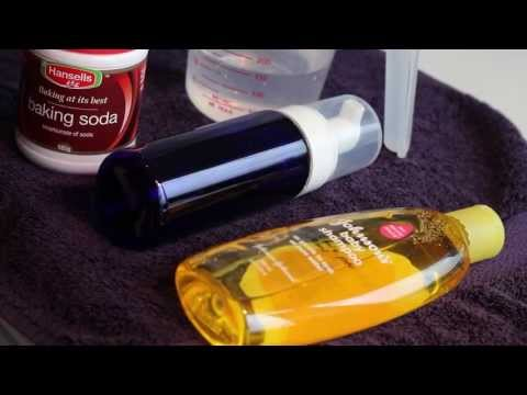 How to make Lash Shampoo for cleansing Eyelash Extensions