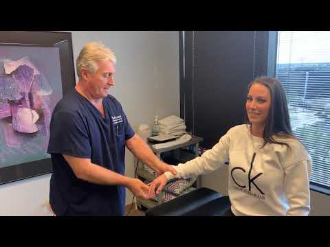 Louisiana Woman Gets Her Spine & SI Joints Adjusted At Advanced Chiropractic Relief