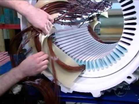 Comment c 39 est fait le moteur electrique youtube - Comment changer un skimmer ...