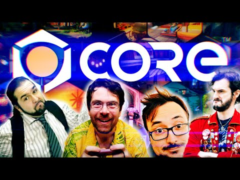 CORE GAMES avec Fred, Seb, Benzaie et Bob Lennon ! #SPONSO