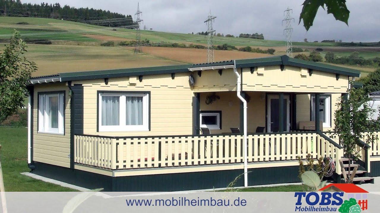 Mobilheime Xanten : Tobs mobilheime für dauerhafte bewohnung geeignet youtube