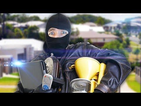 STEALING IS FUN   Thief Simulator