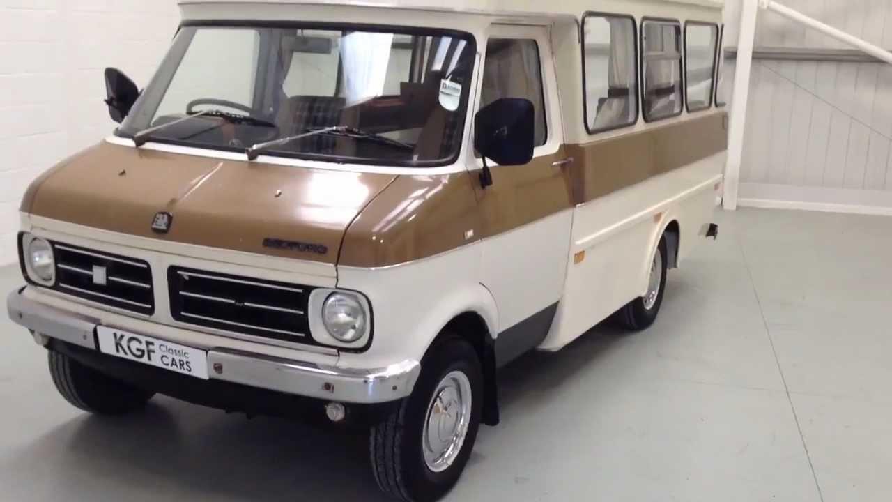 A Fabulous Bedford CF Dormobil...