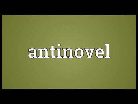 Header of antinovel