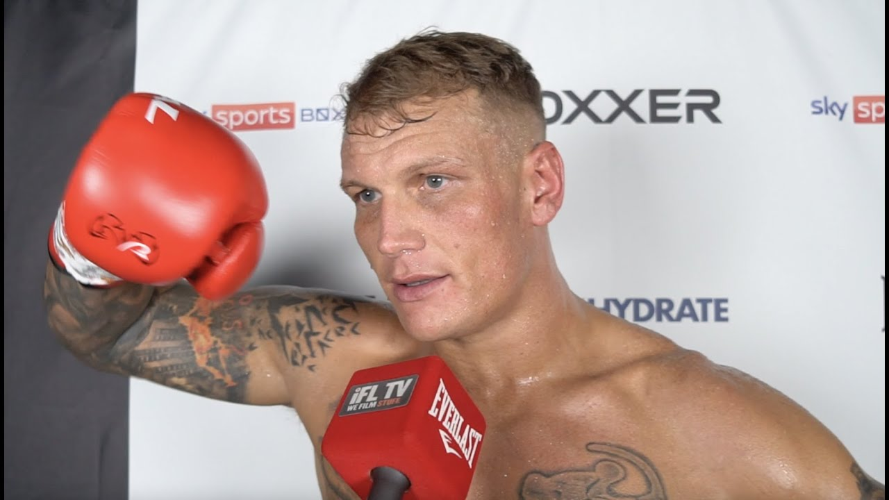 Download 'FURY MADE WILDER LOOK STUPID' - IVAN DRAGO 2.0 AKA STEVEN ROBINSON REACTS TO ANOTHER STOPPAGE WIN