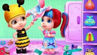 Sweet Baby Girl Care Game - Dress Baby Up With The Cutest Outfits - Funny Gameplay Video
