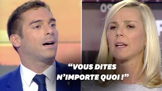 Femme voilée: Laurence Ferrari recadre Julien Odoul sur CNews