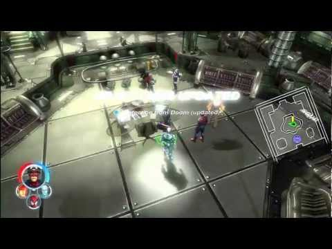 Marvel: Ultimate Alliance - Walkthrough Part 40: Corruption/Stark Tower