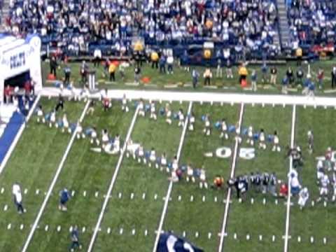 49ers vs Colts - 2009