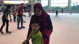Vlog Ice Skating IOI City Mall