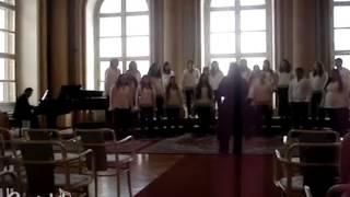 עד מחר - מקהלת קנטבילה / Ad Machar - Cantabile Choir
