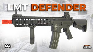 LMT defender Proline CQC AEG Overview