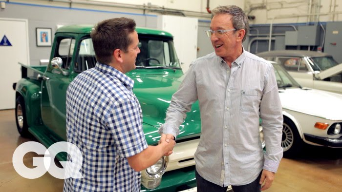 Tim Allen Answers Five Questions About His Cars Gq S Car Collectors Los Angeles