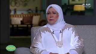 صاحبة السعادة   إسعاد يونس لـ ياسمين الخيام: بطلي تقولي حضرتك
