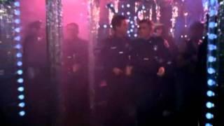 """POLICE ACADEMY (1984) THE BLUE OYSTER """"SALAD"""" BAR"""