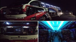 Review Eksterior & Interior Bus Borlindo SCANIA K 360