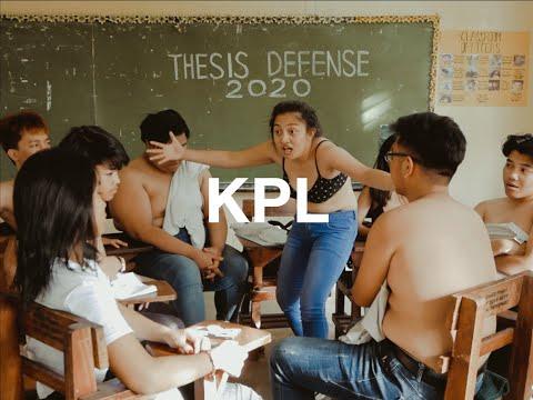 KPL | Thesis Rant