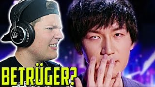 FAKE-Zauberer bei America's Got Talent! - Top 10 Beste Magier PART 2