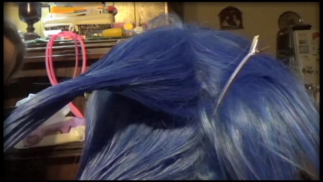 Sonic Wig Worklog Youtube